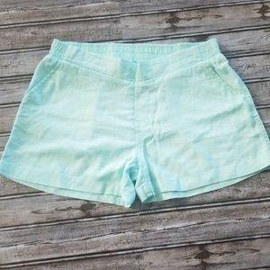 OldNavy M linen shorts